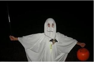 костюм привидения детский своими руками