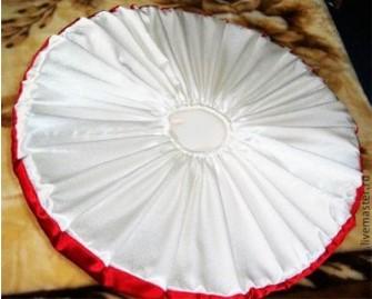 внутренняя часть шляпы гриба для костюма