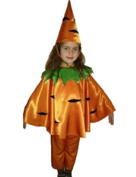 костюм морковки из атласа своими руками
