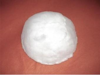 шляпа гриба из синтепона