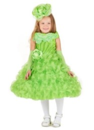 пышное платье капусты