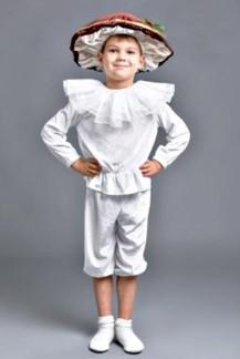 костюм гриба-боровичка с жабо