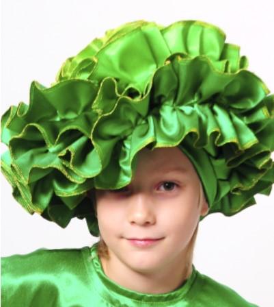 пышная шапка капусты