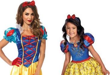 Девушка и девочка вместе изображены по середину бедра