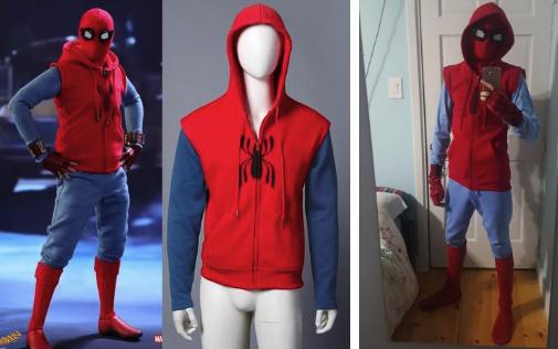 Костюм Человека-паука для взрослых