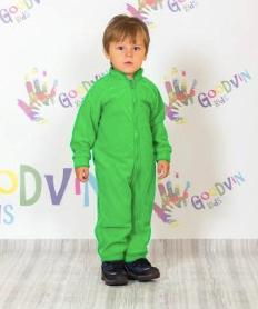 зеленая одежда для мальчика