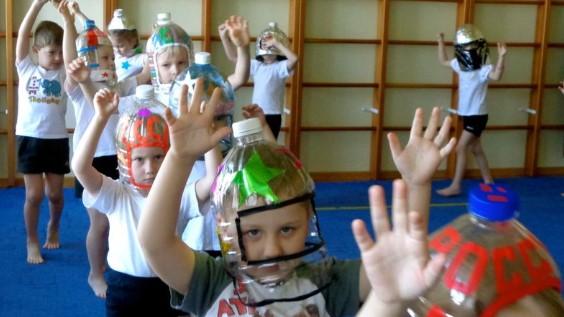 Разминка в День Космонавтики