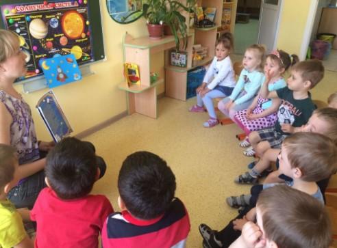 Загадки в День Космонавтики в детском саду
