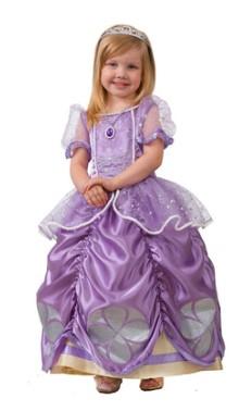 Костюм принцессы детский