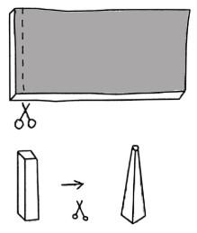чёрно-белый схематичный рисунок рисунок