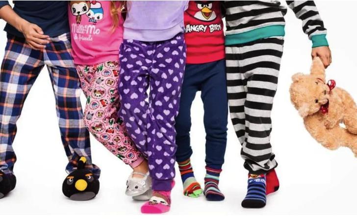 идеи для пижамной вечеринки