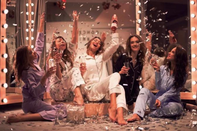 конкурсы для пижамной вечеринки