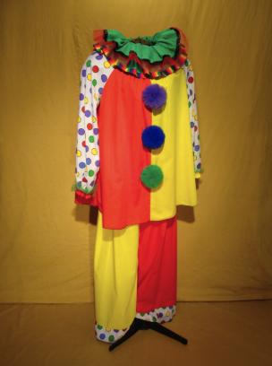 Костюм клоуна для взрослого