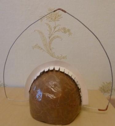 Проволочный каркас кокошника