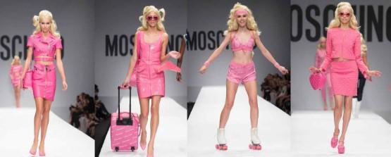 4 варианта костюма Барби
