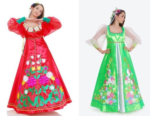 Костюм платье лета