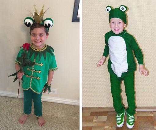 Костюмы лягушки для мальчика