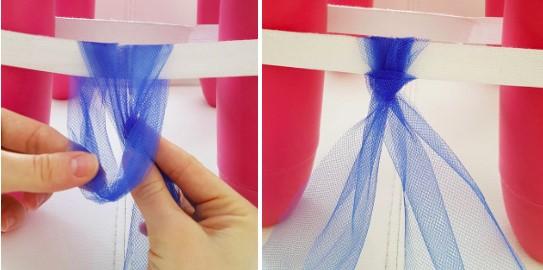 Изготовление ту-ту юбочки для костюма Мальвины