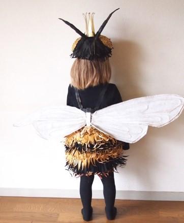 Крылья для костюма мухи