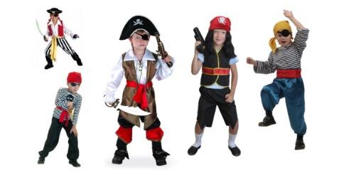 Пять пиратов