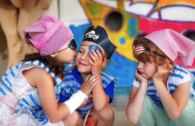 маленькие пираты