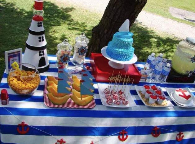 угощение для пиратской вечеринки