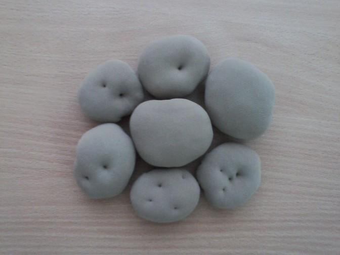 изготовление картошки
