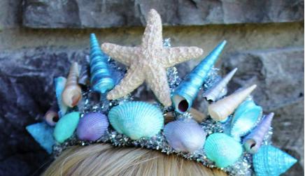 корона морской принцессы