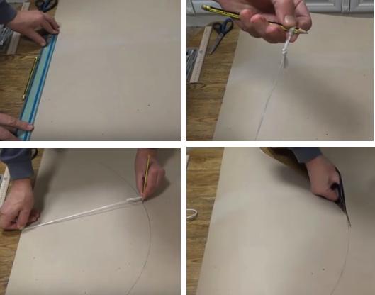 Как сделать шляпу для костюма Незнайки из бумаги