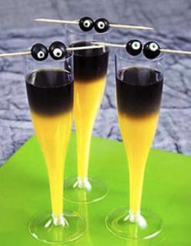 коктейль гоблинская мимоза