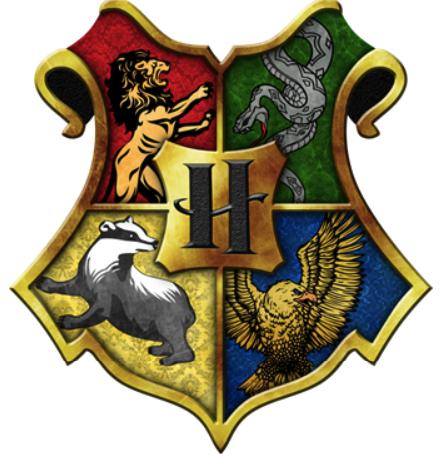 герб хогвартса нашивка