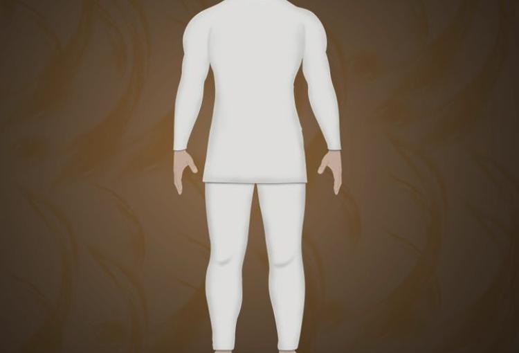 туника и брюки мумии