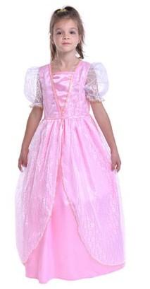 Платье для девочки розовое на выпускной в детском саду
