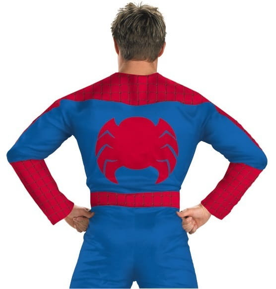 кто в костюме паука в шоу