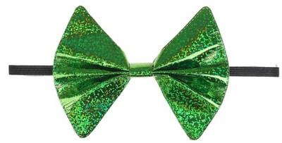 Фото Зеленая Бабочка на резинке