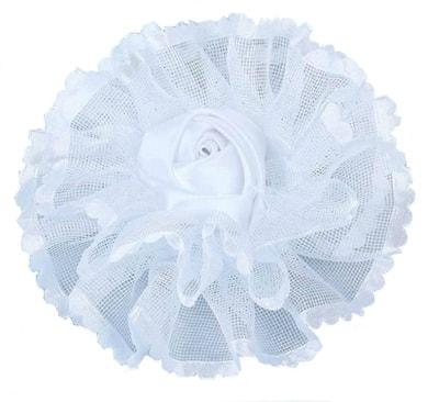 Фото Бант для волос роза
