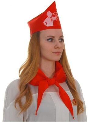 Набор Пионера s1123431 купить в интернет-магазине - My-Karnaval.ru, доставка по России и выгодные цены