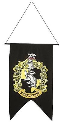 Фото Флаг факультета Пуффендуй