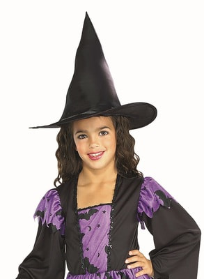 Фото Шляпа маленькая Ведьма