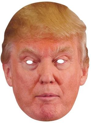 Фото Маска Дональд Трамп Люкс