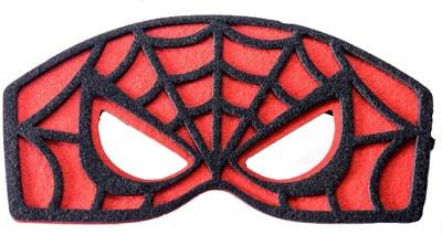 Фото Маска Человек-паук детская