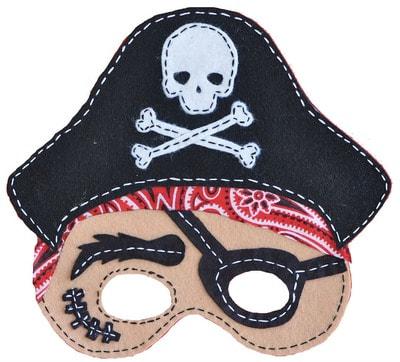 Фото Маска боевой Пират детская