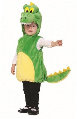 Фото Костюм Крокодил Тод детский