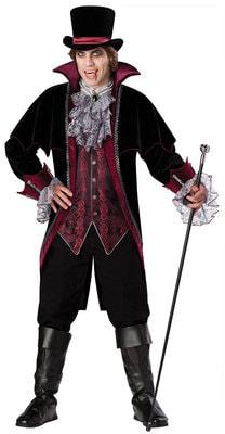 Фото Костюм Вампир из Версаля взрослый