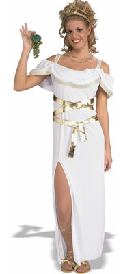Фото Костюм Греческая богиня взрослый