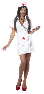 Фото Костюм Заботливая медсестра взрослый
