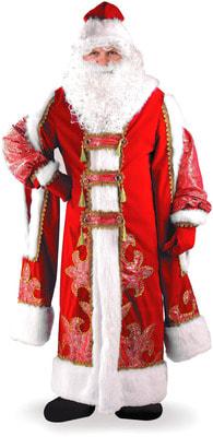 Костюм Дед Мороз Царский взрослый