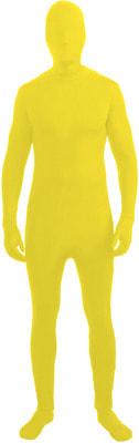 Фото Костюм Желтый человек-невидимка взрослый