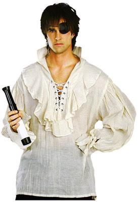 Фото Костюм Пиратская рубашка взрослый