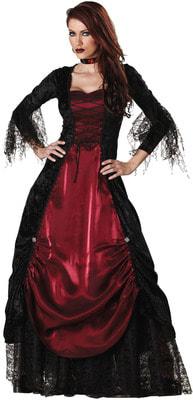 Фото Костюм Обворожительная вампирша взрослый